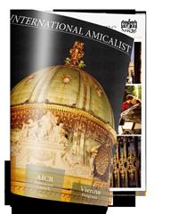 AICR Amicalist Magazine 2016