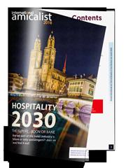 AICR Amicalist Magazine 2018
